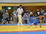 全マット神奈川のクラブから帯同された審判員で運営。安全管理に注力しています。