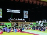 第24回関東幼児レスリング大会開会式